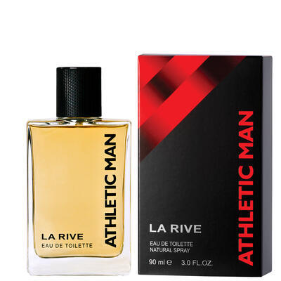 LA RIVE ATHLETIC MAN, edt 90 ml