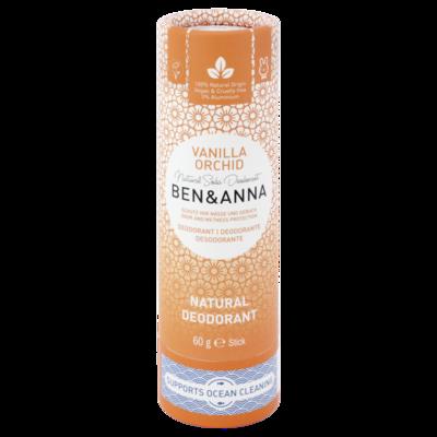 BEN&ANNA Vanilla Orchid, deo 60 g