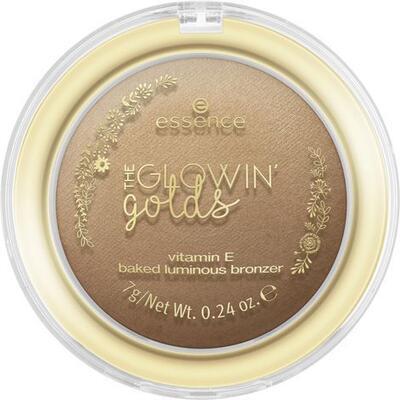 essence the glowin' golds bronzer vitamin E 01