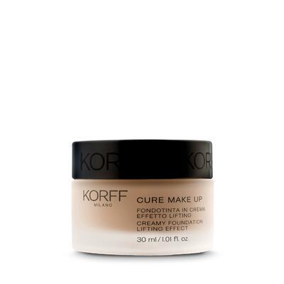 KORFF CURE MAKE UP CREAMY FOUNDATION LIFTING EFFECT 03 NOIX 30 ml