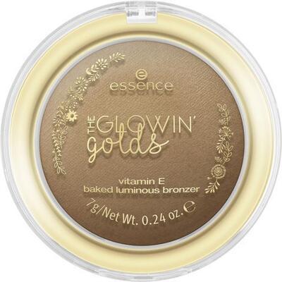 essence the glowin' golds bronzer vitamin E 02