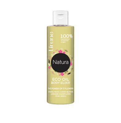 LIRENE NATURA Kouzelný olej se 100% obsahem přírodních složek 100 ml