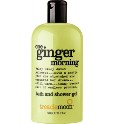 treaclemoon Ginger morning sprchový gel, 500 ml