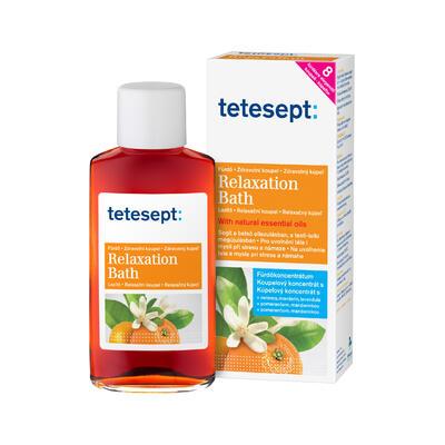 TETESEPT UVOLNĚNÍ KOUPEL 125 ml