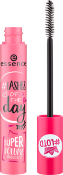 essence řasenka lashes of the day super volume