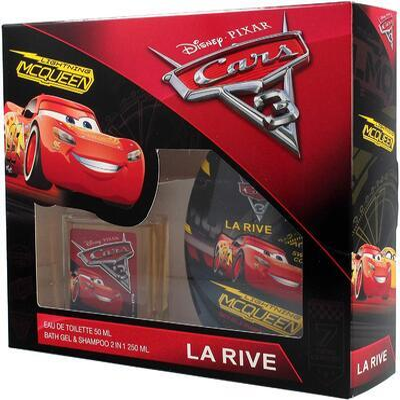 La Rive, Cars, dárkový set;