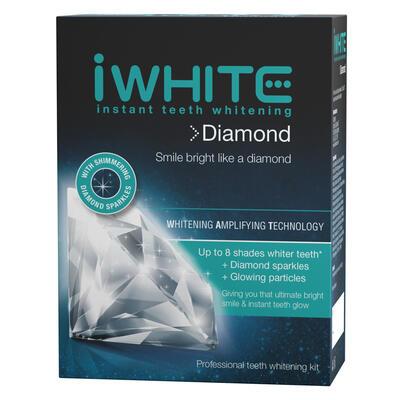 iWhite Diamond sada pro bělení zubů 10 x 0,8g