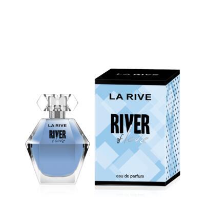 LA RIVE River of love, edp 100ml
