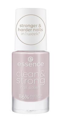 essence lak na nehty clean & strong 02