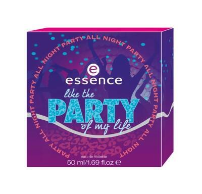 ESSENCE TOALETNÍ VODA LIKE THE PARTY OF MY LIFE 50ml - 1