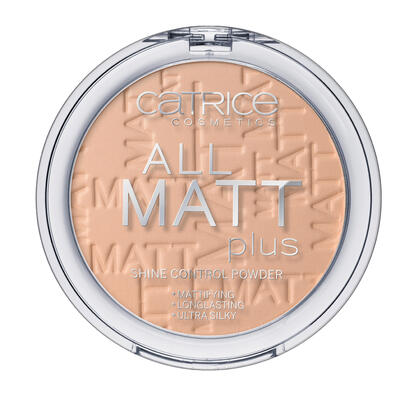 CATRICE PUDR ALL MATT PLUS 025