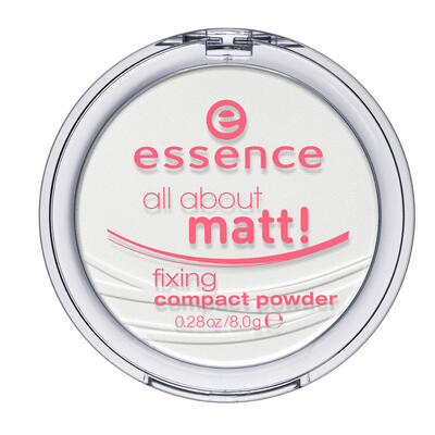 ESSENCE KOMPAKTNÍ PUDR ALL ABOUT MATT!