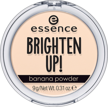 essence pudr brighten up! banana 10