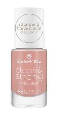 essence lak na nehty clean & strong 04