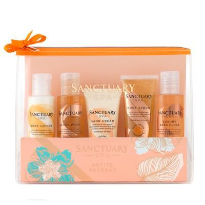 SANCTUARY SPA Rose Rituals celoroční set, 3 ks