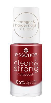 essence lak na nehty clean & strong 05