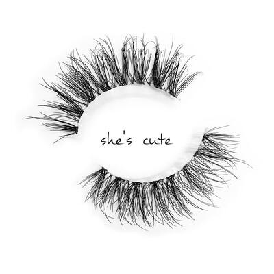PLH umělé řasy Beauty - she's CUTE - 1