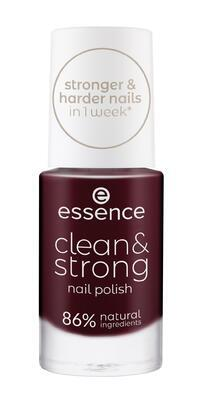 essence lak na nehty clean & strong 06