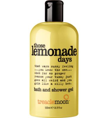 treaclemoon Lemonade days sprchový gel, 500 ml