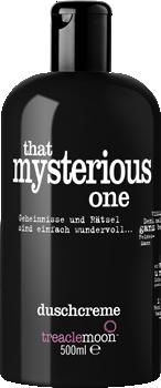treaclemoon The mysterious one, SG 500ml;