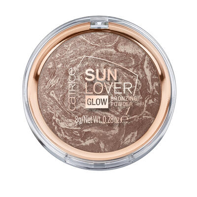 Catrice Pudr Sun Lover Glow Bronzing 010