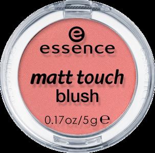 ESSENCE tvářenka matt touch 10,;