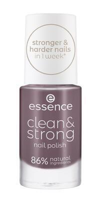 essence lak na nehty clean & strong 07