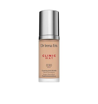 CLINIC WAY Dermo Make-up Covering Anti-wrinkle SPF 30 030 beige - 1