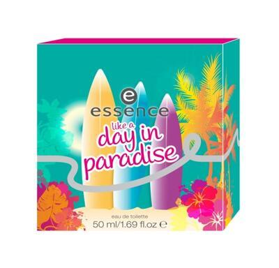 ESSENCE TOALETNÍ VODA LIKE A DAY IN PARADISE 50ml - 1