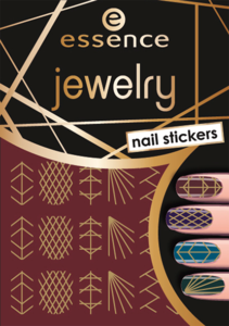 essence nálepky na nehty jewelry 09/