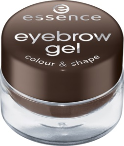 Essence gel na obočí colour&shape 01