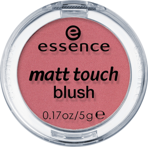 ESSENCE tvářenka matt touch 20,;