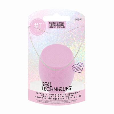 REAL TECHNIQUES limitovaná edice zázračné houbičky/pastel rainbow - 1