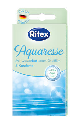 RITEX kondomy Aquaresse 8ks