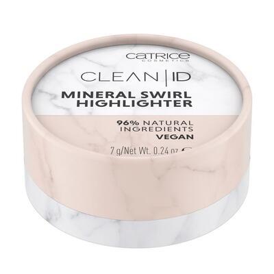 Catrice Rozjasňovač Clean ID Mineral Swirl 010 - 1