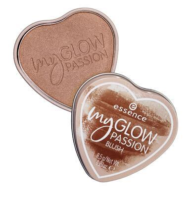 essence tvářenka my glow passion - 1