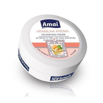 AMAI vyživující krém new 250 ml - 2