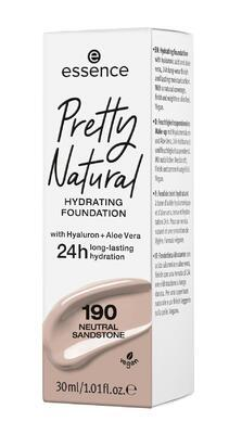 essence make-up Pretty Natural 190 - 2