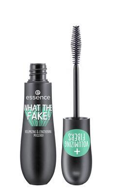 essence řasenka what the fake! volumizing & lengthening 01 - 2