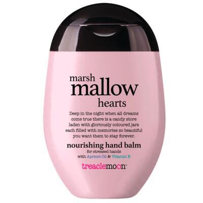treaclemoon Marshmallow hearts krém na ruce, 75 ml - 2