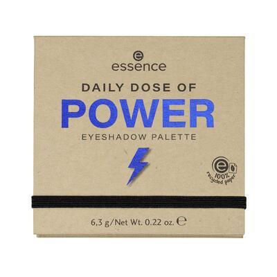 essence paletka očních stínů daily dose of power; - 2