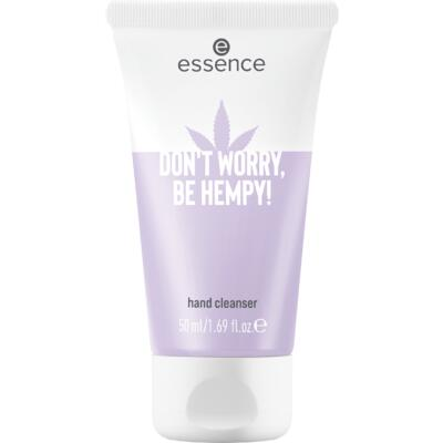 Essence čistící set na ruce don't worry be hempy! clean & care - 2