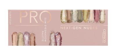 Catrice Paleta očních stínů Pro Next-Gen Nudes Slim 010 - 2
