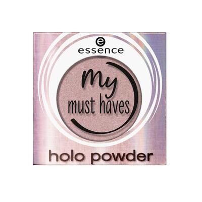 essence oční stíny my must haves holo powder 02; - 2