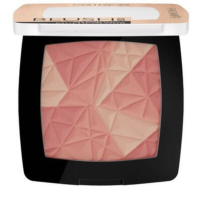 Catrice Tvářenka Blush Box Glowing + Multicolour 010 - 2