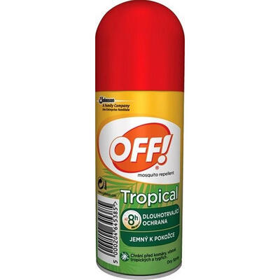 OFF! Tropical rychleschnoucí sprej 100ml - 2