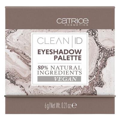 Catrice Paleta očních stínů Clean ID 010 - 2