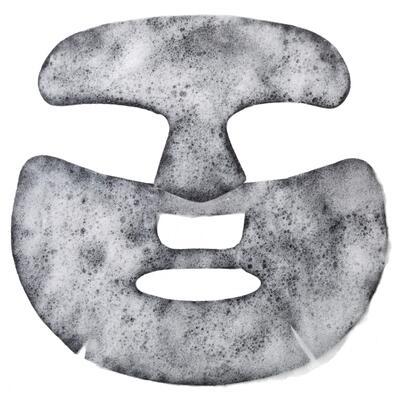 SANCTUARY SPA Čistící bublinková sheet maska s černým uhlím, 1 ks - 2