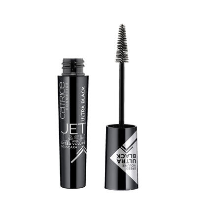 CATRICE ŘASENKA Jet Lash Speed Volume Ultra Black 010 - 2