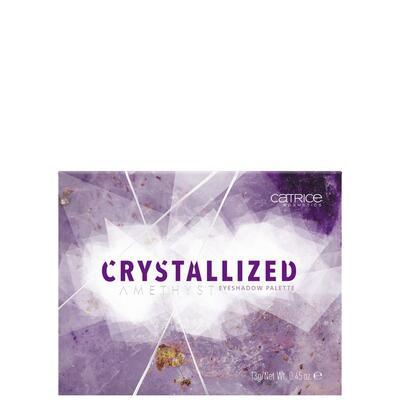 Catrice Paleta očních stínů Crystallized Amethyst 010 - 2